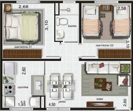 Vendo ou troco Apartamento Santa Marta - Foto 7