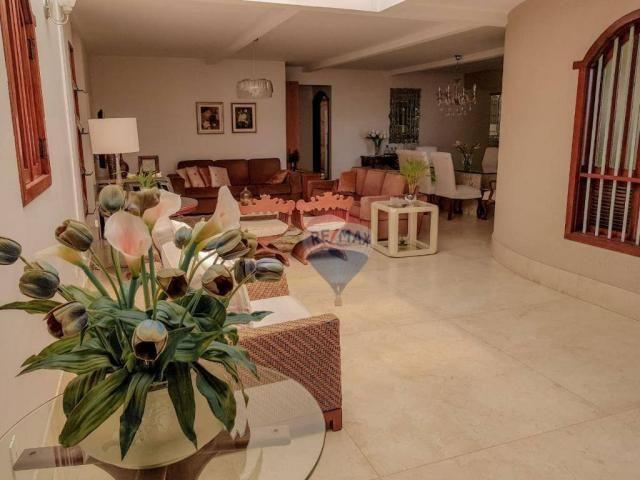 Casa com 4 dormitórios à venda, 400 m² por r$ 890.000 - capim macio - natal/rn - Foto 8