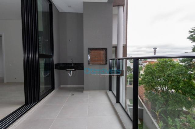 Apartamento com 3 dormitórios à venda, 118 m²- Mercês - Curitiba/PR - Foto 4