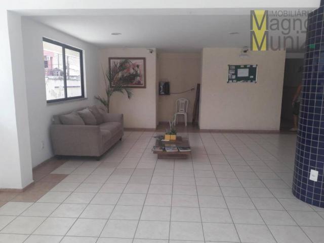 Apartamento com 1 dormitório para alugar, 39 m² por r$ 780/mês - centro - fortaleza/ce - Foto 13