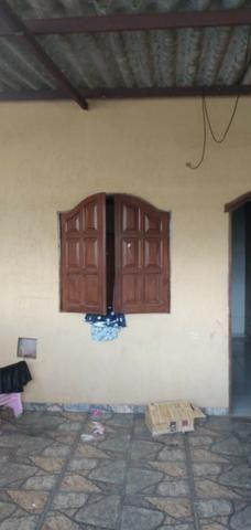 Casa com 2 quartos , Área grande, portão eletrônico,quarto com suíte - Foto 5