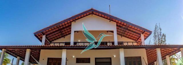 Casa na praia com 600 m² itapipoca/ce - Foto 2
