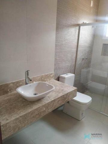 Casa com 2 dormitórios à venda, 242 m² por r$ 1.200.000 - condomínio veredas da lagoa - la - Foto 19