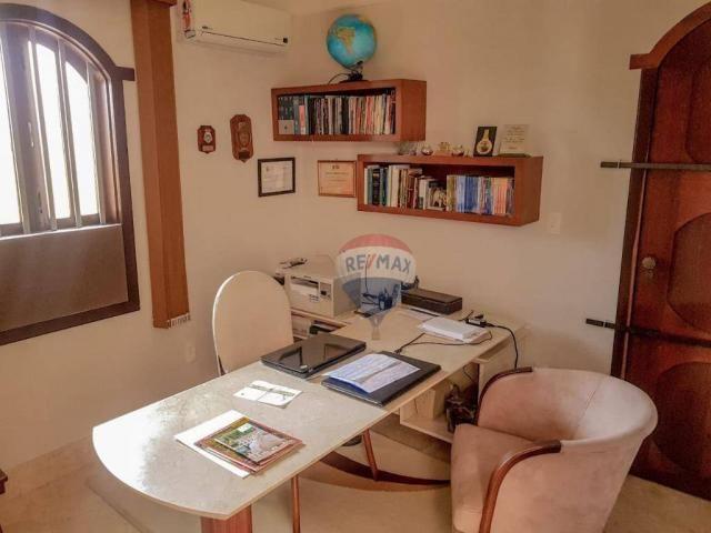 Casa com 4 dormitórios à venda, 400 m² por r$ 890.000 - capim macio - natal/rn - Foto 16