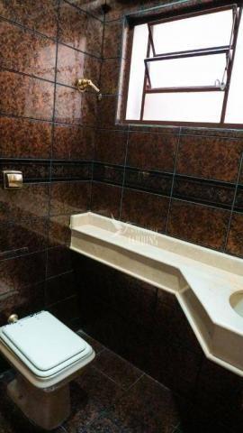 Casa com 3 dormitórios para alugar, 200 m² por r$ 2.100,00/mês - novo aeroporto - londrina - Foto 6