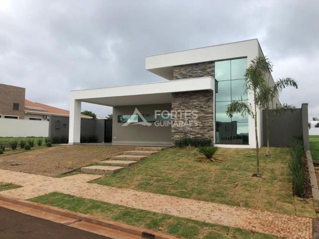 Casa de condomínio à venda com 3 dormitórios em Alphaville, Ribeirão preto cod:58697