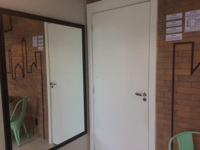 Apartamento sala e quarto varanda com infraestrutura - Foto 7