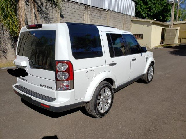 Land Rover Discovery 4 3.0 HSE Diesel 4P automatico Ano: 2011/2012 - Foto 14