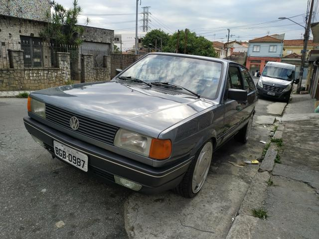 Gol GL 1991 turbo legalizado - Foto 4