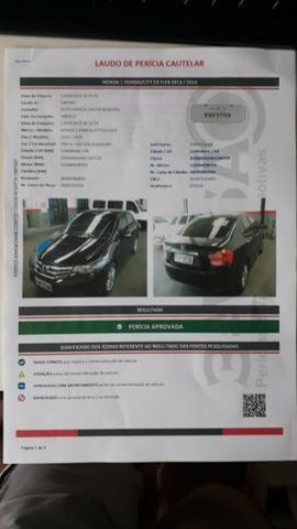 City EX 1.5 2014 aut (abaixo da fipe) aceito troca menor valor - Foto 17