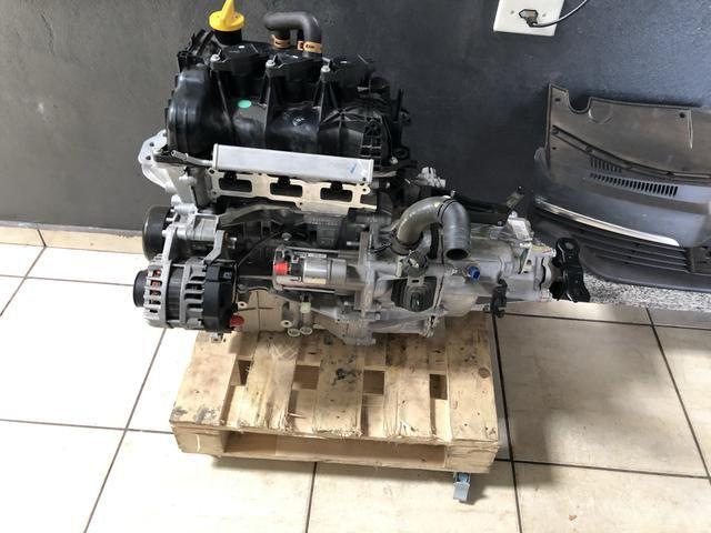Motor kwid 3 cilindros