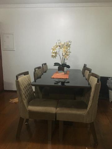 Conjunto sala de jantar/mesa e cadeiras - Foto 4