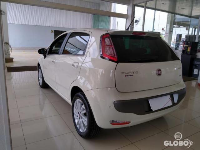 Fiat Punto ESSENCE Dualogic 1.6 Flex 16V - Foto 2