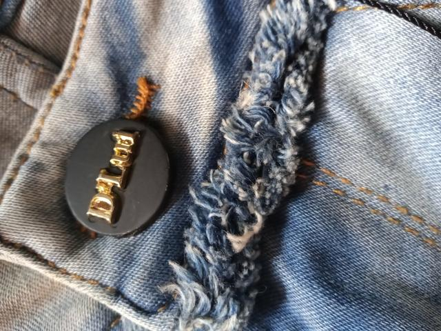 Calça jeans D'Lui - Foto 4