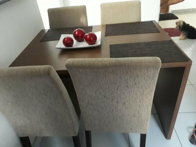 Cadeiras de mesa de jantar (4 cadeira) - Foto 2