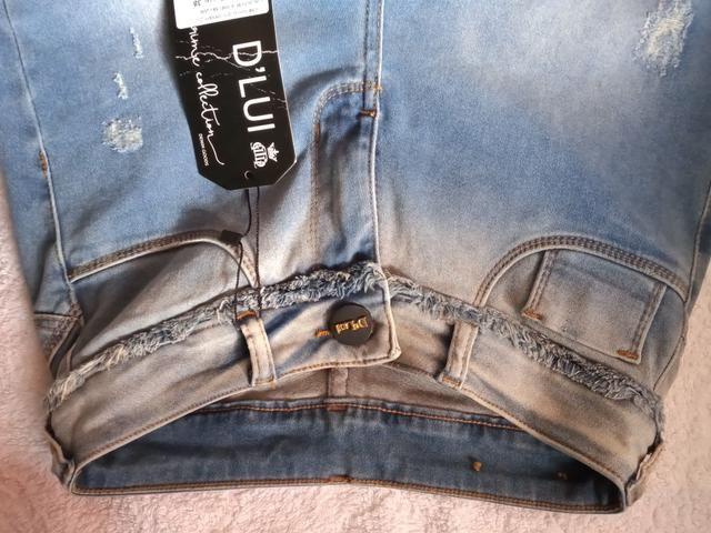 Calça jeans D'Lui - Foto 5