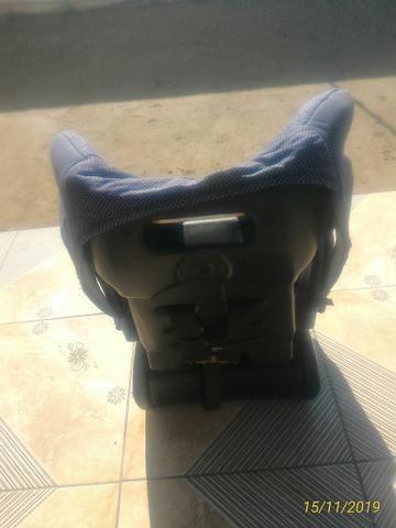 Cadeirinha para carro Infanti Ultra Comfort - Foto 3