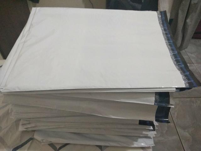 60 envelopes com saco bolha - Foto 2