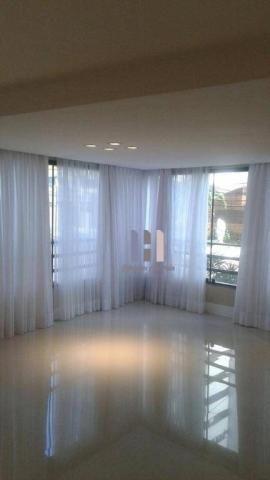 Apartamento com 4 dormitórios para alugar, 208 m² por r$ 4.500,00 - petrópolis - natal/rn - Foto 5