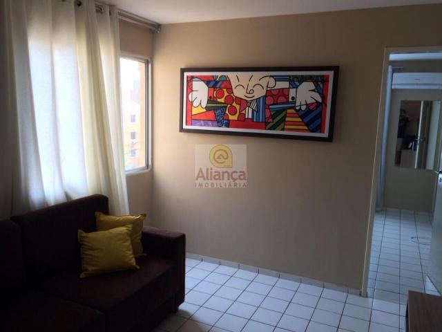 Apartamento para alugar com 2 dormitórios em Cidade satélite, Natal cod:LA-11029 - Foto 7