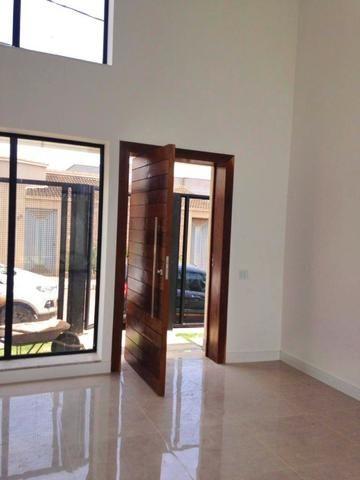 Excelente casa moderna de alto padrão em rua 05 Vicente Pires - Foto 5