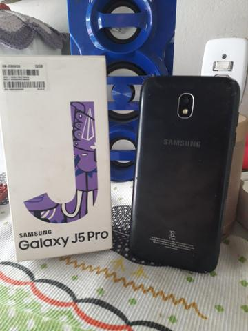 Samsung J5 Pro Divido sem juros no cartao - Foto 2