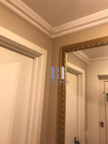 Apartamento com 4 dormitórios para alugar, 208 m² por r$ 4.500,00 - petrópolis - natal/rn - Foto 9