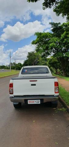 Hilux Cabine Dupla 4x4 Diesel (2008) A mais Barata de Londrina!!! - Foto 2