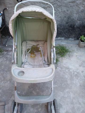 Carrinho bebê a vista lembrando nao fazemos entrega - Foto 2