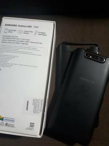 Samsung Galaxy A80 top de linha - Foto 2