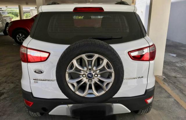 Ecosport Freestyle 1.6 Flex - 2015 - Foto 6