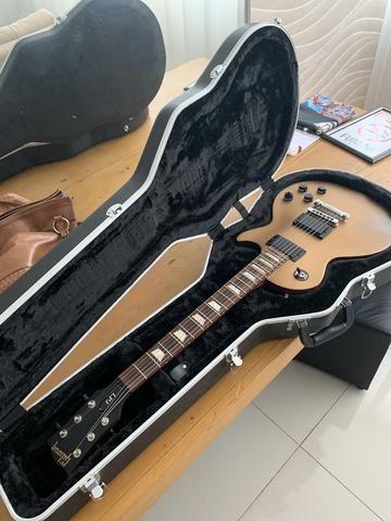 Guitarra Gibson com nota fiscal