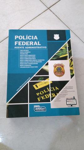 Apostila Polícia Federal Alfacon