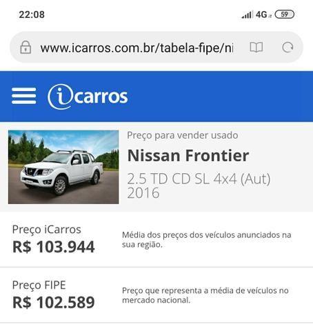 Nissan frontier só 2016-17 - Foto 2
