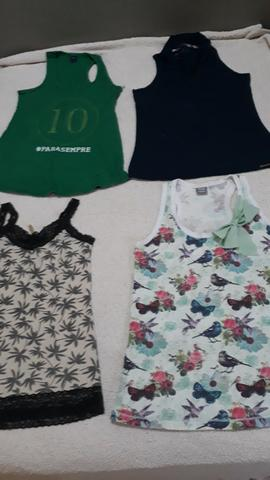 Blusas basicas feminina - Foto 5