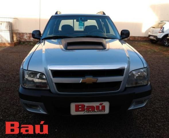 Chevrolet S10 PICK-UP Rodeio 2.8 TDI 4X2 CD Diesel 2011 - Foto 2
