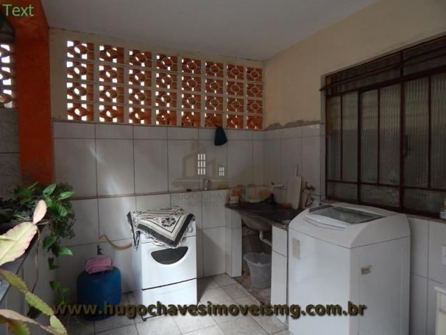 Casa à venda com 3 dormitórios em São joão, Conselheiro lafaiete cod:1136 - Foto 10