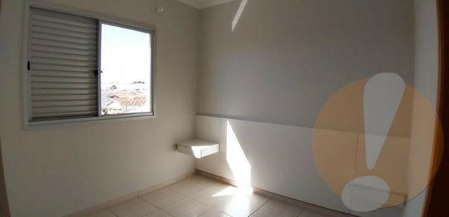 Apartamento 3 dormitórios na Vila Aparecida - Franca-sp - Foto 12