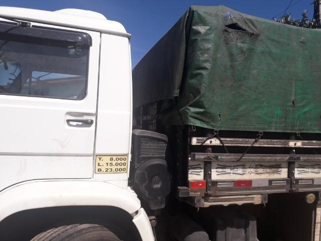 Carroceria truck graneleiro - Foto 16