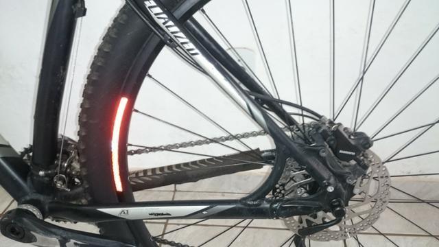 """Bike Specialized Aro 29 - 30v - Quadro 19""""- Aceito Troca(Leia a Descrição) - Foto 3"""