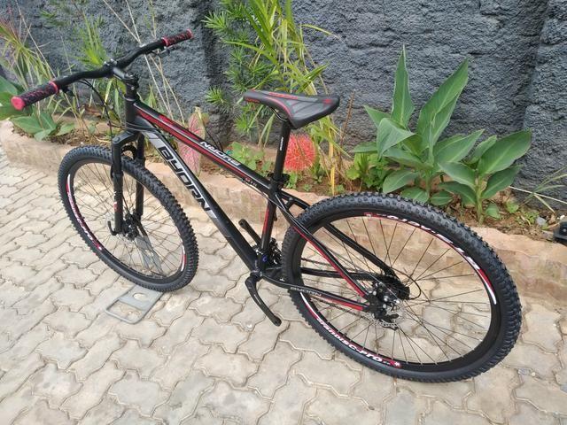 Bicicleta nova alumínio byorn nota fiscal enviamos pra tudo Brasil - Foto 2