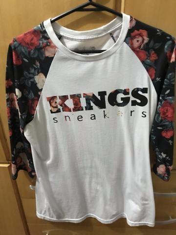 Camiseta Oversize Long Kings Florida Original - Roupas e calçados ... 4a9ac467f4