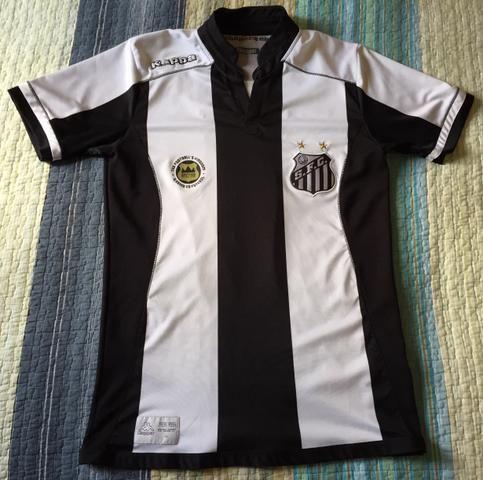 Camisa Kappa Santos FC 2016 - Roupas e calçados - Vila Mariana c86b47867a345