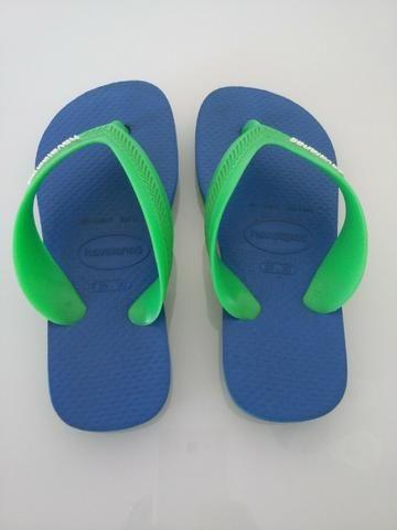 fbc38e267fa Sapatênis kidy e Sandália havaianas infantil - Roupas e calçados ...
