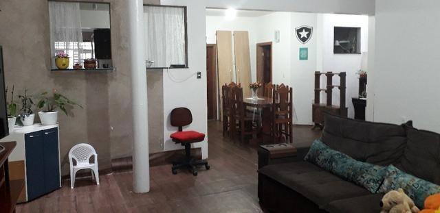 Casa a venda na QNG fino acabamento aceita financiamento e fgts, toda na laje estuda troca - Foto 4