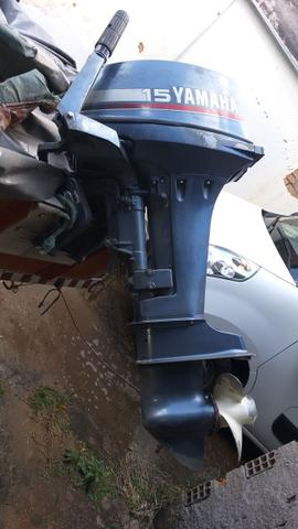 Canoa motor carreta capa - Foto 3