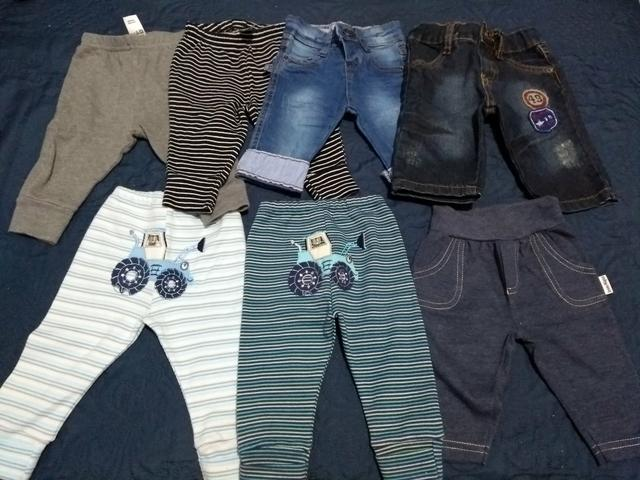 ab64327bbd Lote de roupinhas e sapatos Bebê menino - Artigos infantis - Jardim ...