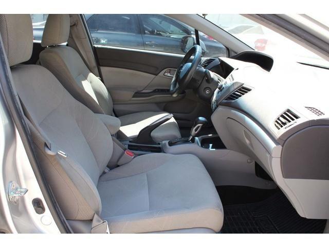 Honda Civic Honda Civic 1.8 lxs 16v flex 4p automático - Foto 8