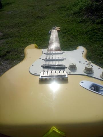 Fender - Warmoth Stratocaster (USA)