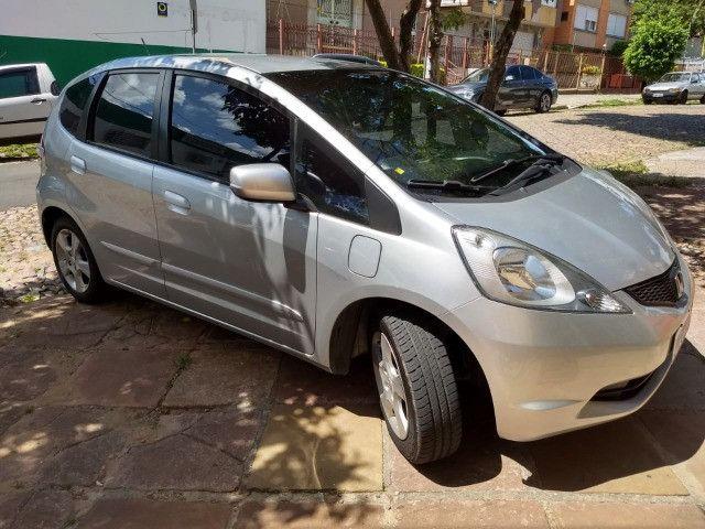 Honda Fit LX automático 2010 R$ 26.990,00